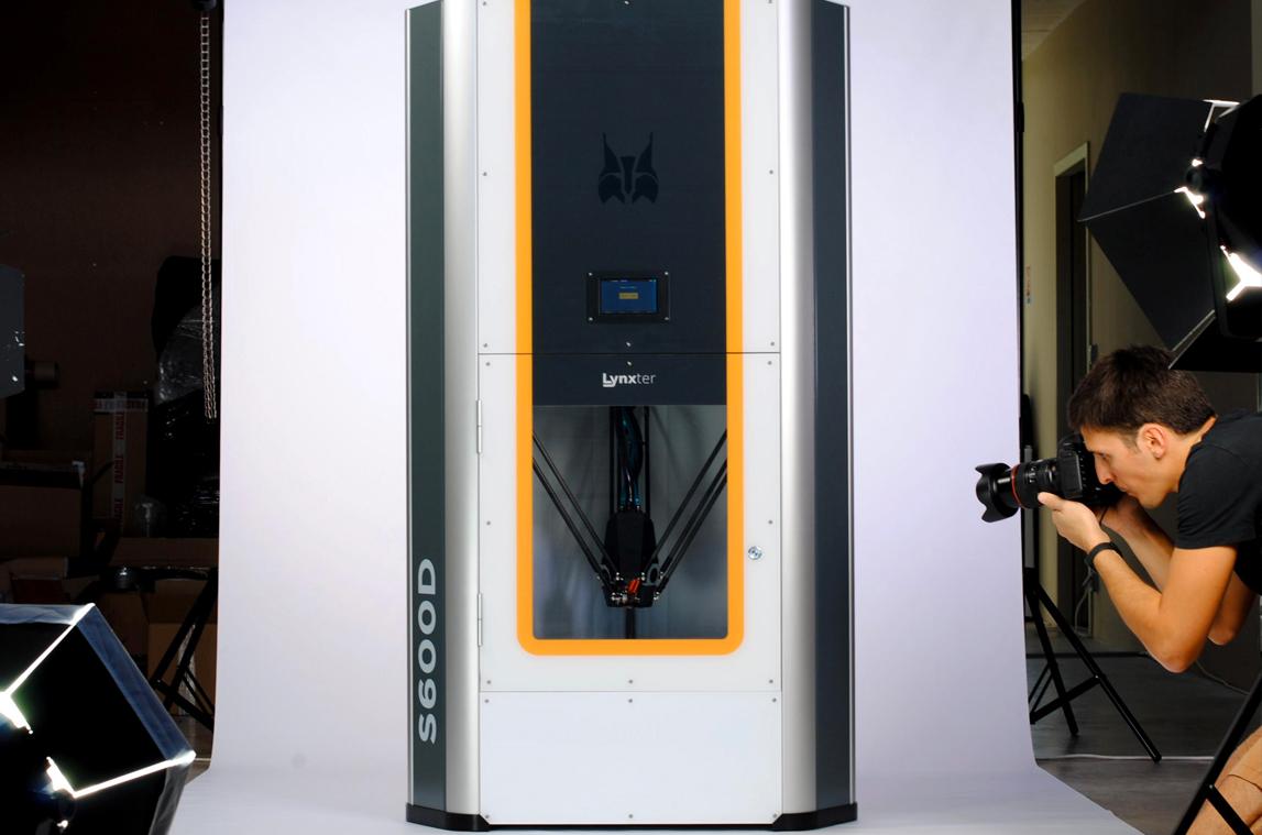 Lynxter-S600D